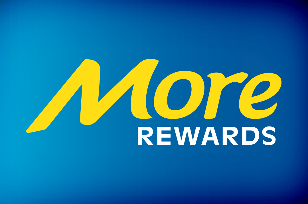 More Rewards branding