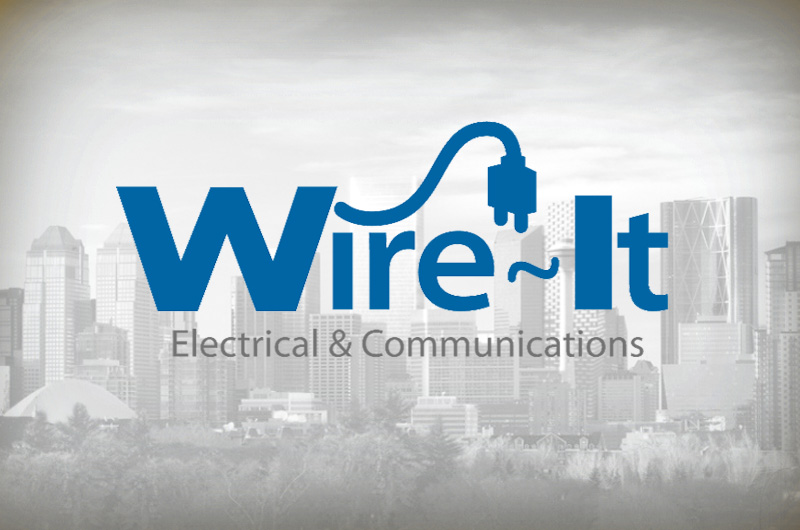 SHIDA STUDIO   Our Work   Wire-it Electrical and Communications
